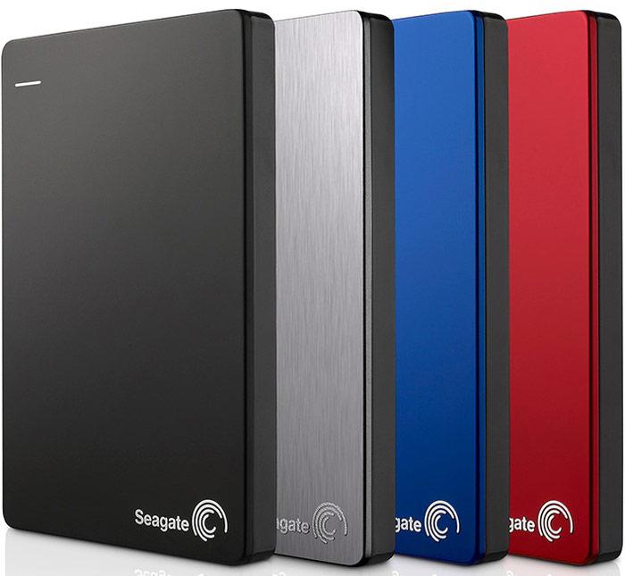 Seagate Backup Plus Slim 2TB 2.5? USB 3.0 External Portable Hard ...